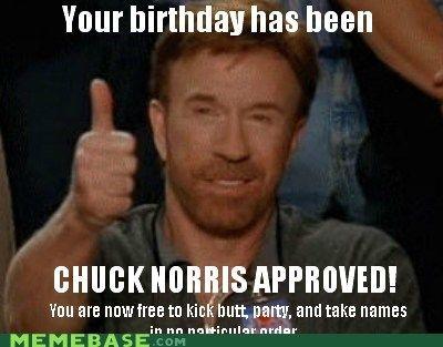 chuck norris approves meme - photo #14