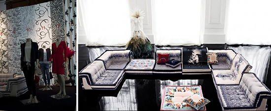 10 Interieur Tips - Luxe Interieurs in Lentesferen - Voor Roche Bobois Interieur Collectie van Jean Paul Gaultier LEES MEER... (Foto Perscentrum Wonen op DroomHome.nl)