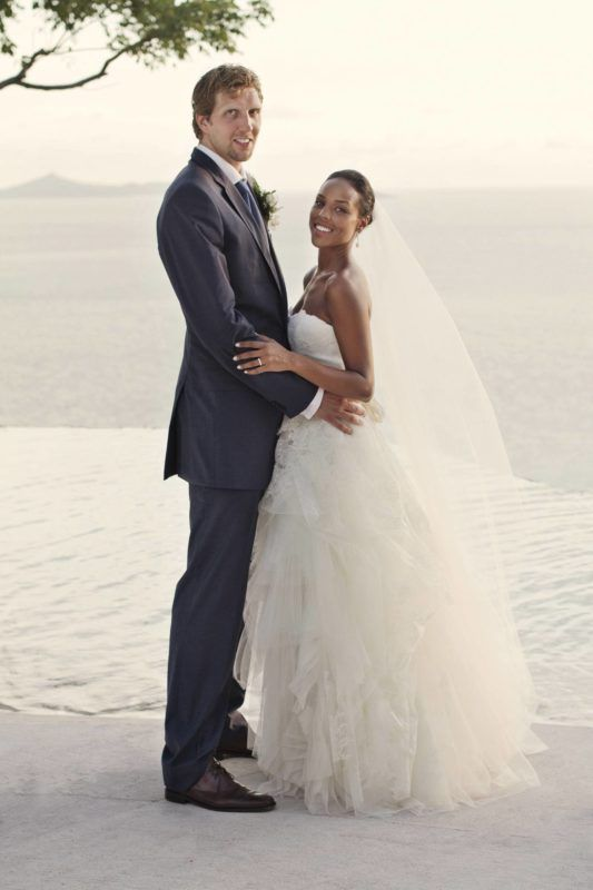 NBA Wives: Dirk Nowitzki's Wife Jessica Olsson - Basketball Bicker – Meet Dallas…