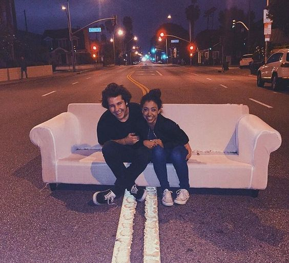 Are liza koshy and david dobrik still dating