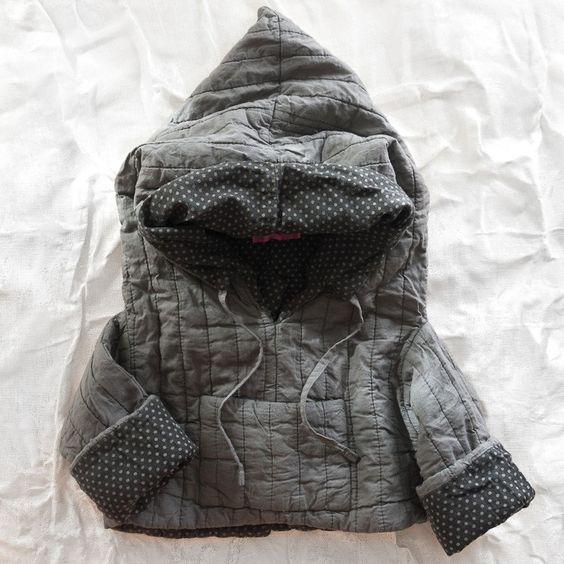 organic gael jacket--le toit de la lune