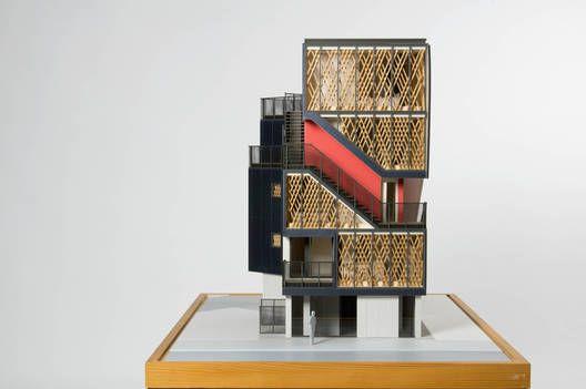 Eijiro Kosugi, Aya Utsumi. Courtesy of Archi Depot Foundation.