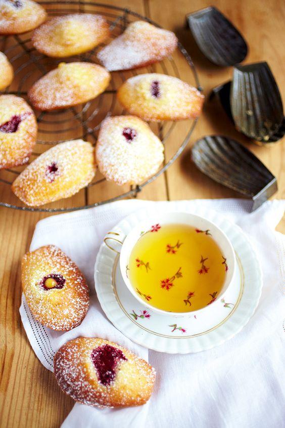 Individual madeleine molds for Rachel Khoo's Lemon Curd Madeleines in 'The Little Paris Kitchen'| canada.com
