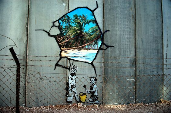 The Security Wall, Israel/Palestine