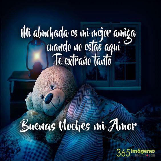 Buenas Noches Amor Mio A Descansar Y Dulces Suenos Buenas Noches