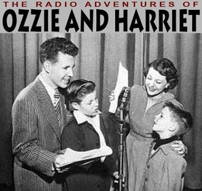 The Radio Adventures of Ozzie and Harriet