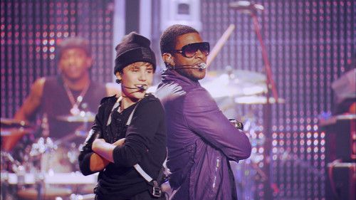 Justin Bieber and Usher | Justin Bieber: Never Say Never