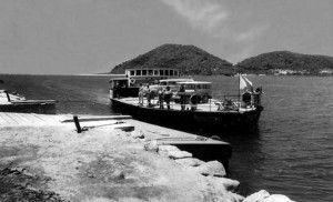 ferry boat guaratuba cartão postal anos 1960 jws.com.br .com.br