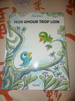 Mon amour trop loin - EDL - Les lectures de Liyah,des 3ans