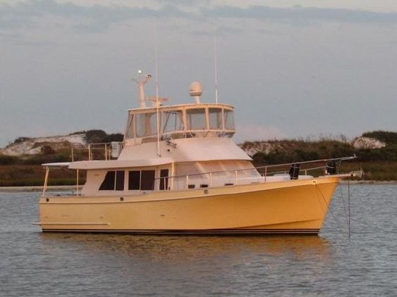45 Ocean Alexander Motor Yacht for Sale