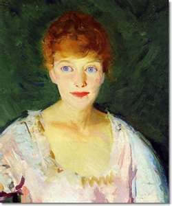 Lucie by George Bellows