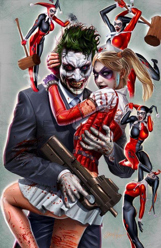 Joker is a pimp