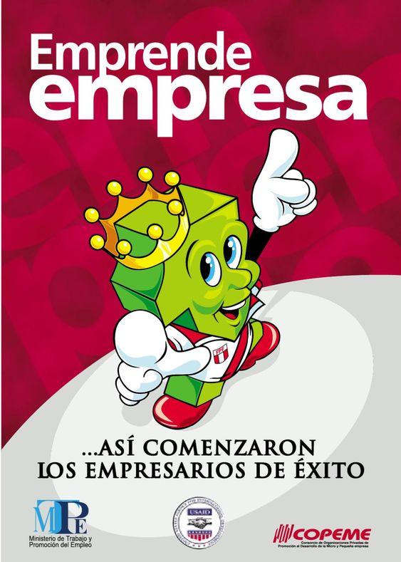 Emprendimiento, Empresarios del perú, Liderazgo