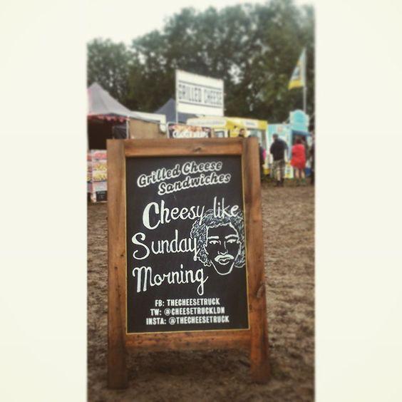 Last day of Glastonbury Festival!!! #glastonburyfestival #mud #thecheesetruckldn #thecheesetruck #lionelrichie #cheesylikeasundaymorning