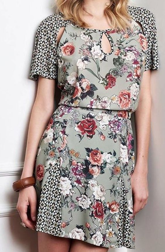 52 Elegant Spring Dresses To Add To Your Wardrobe outfit fashion casualoutfit fashiontrends