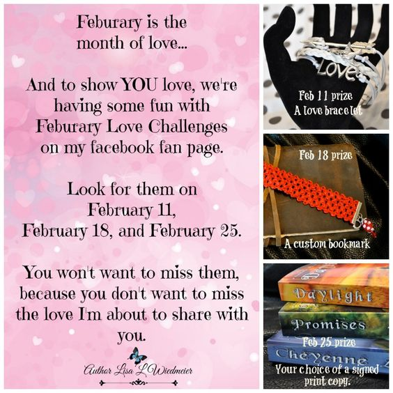 Some upcoming February love for 2014