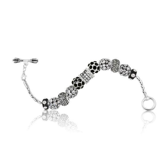Davinci Charm Bracelet: Night, Bracelets And Night Out On Pinterest