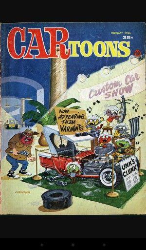 CARtoons 1966