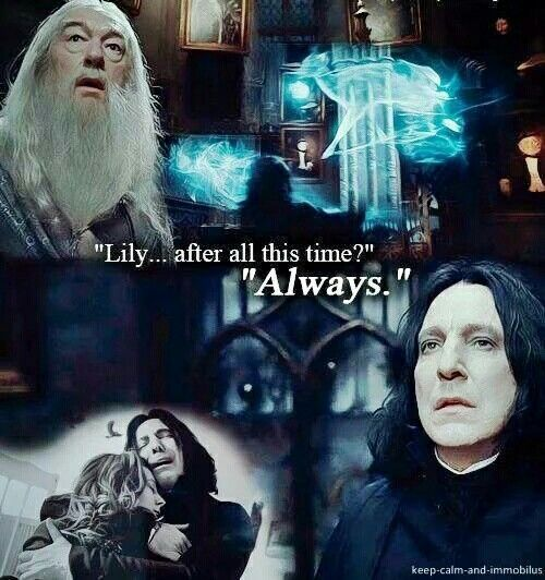 After All This Time Always Always Harry Potter Harry Potter Films Harry Potter Quotes