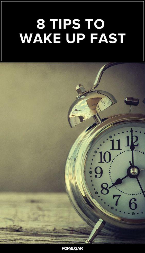 how to keep yourself awake at work