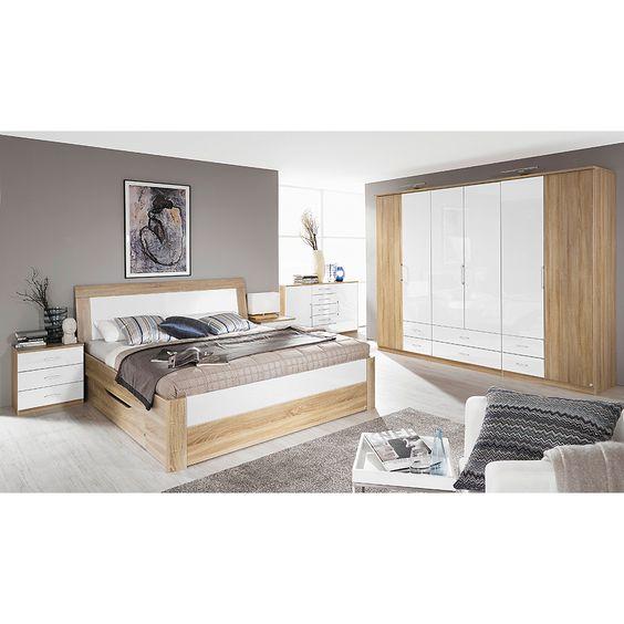 Mer enn 20 bra ideer om Falttürenschrank på Pinterest Große - günstige komplett schlafzimmer