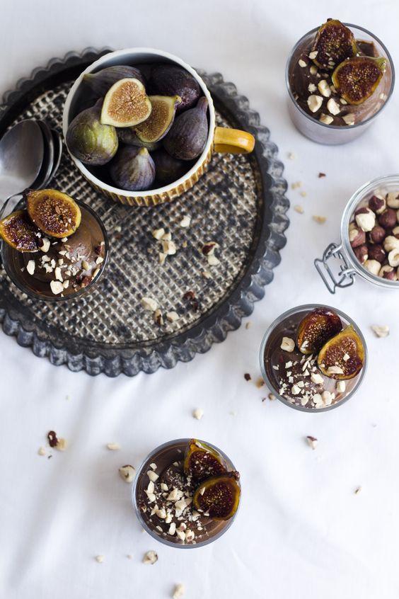 Chocolate Avocado Mousse | Migalha Doce