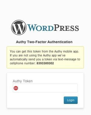 How to Enable Two-Factor Authentication on WordPress
