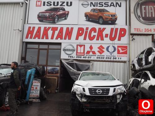 Pick Up Nissan Navara Cikma Yedek Parca Haktan Oto Turkiyenin Oto Cikma Merkezi Otocikma Com Da Nissan Otomobil Turkiye