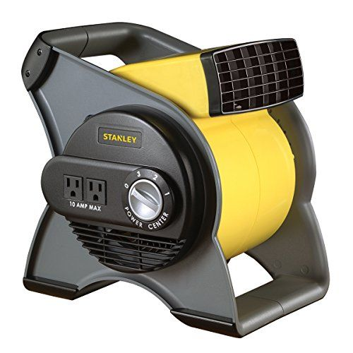 Stanley 655704 High Velocity Blower Fan Yellow Price As Of