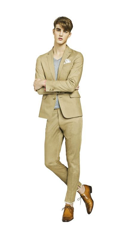 Suit Select S/S 2012