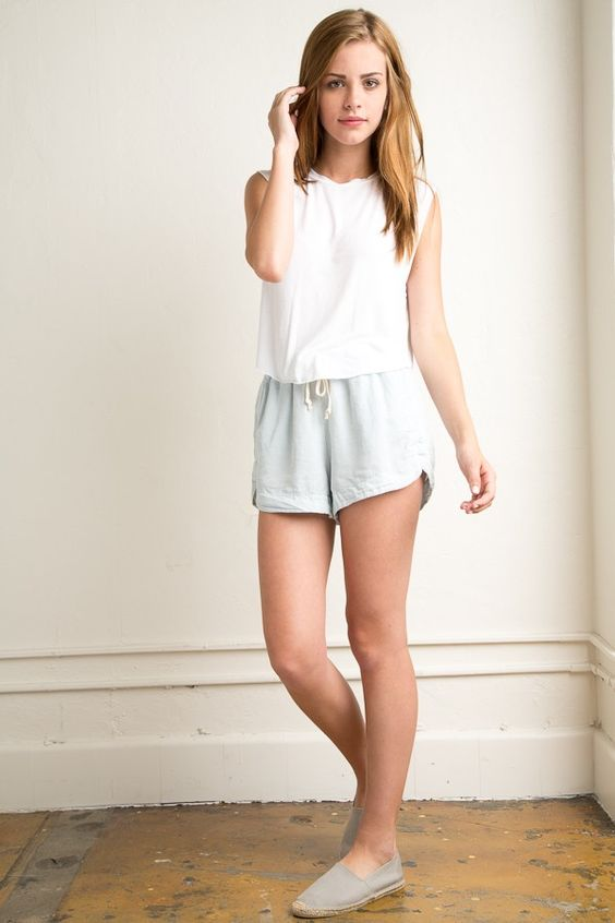 Brandy ♥ Melville   Eve Shorts - Just In