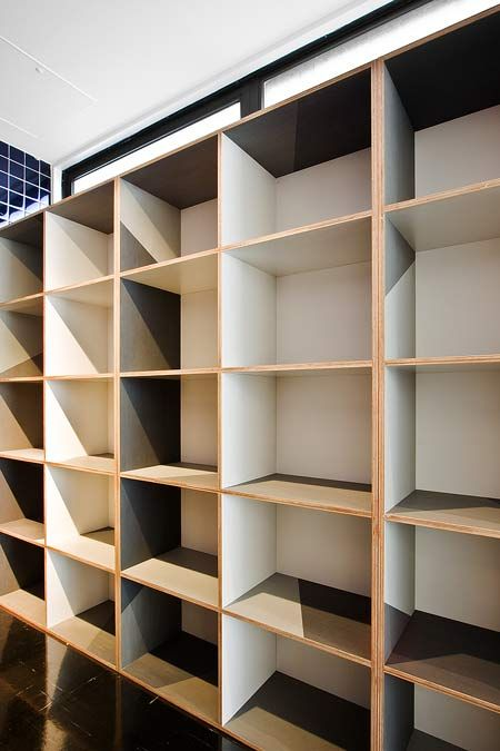 Oak Plywood Shelves And Old Houses On Pinterest