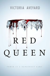 COLOR EN LETRAS: Red Queen (Red Queen Trilogy #1) - Reseña