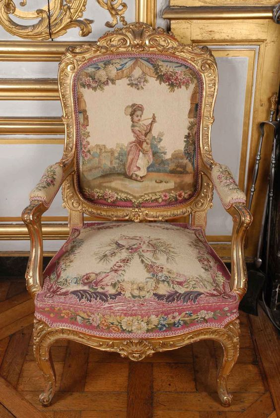 1000 ideas about Louis Xv Chair on Pinterest