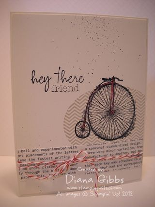 We're loving the look of this adorable card!