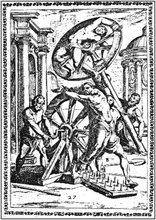 Collection of Most Barbaric Medieval Instruments of Torture