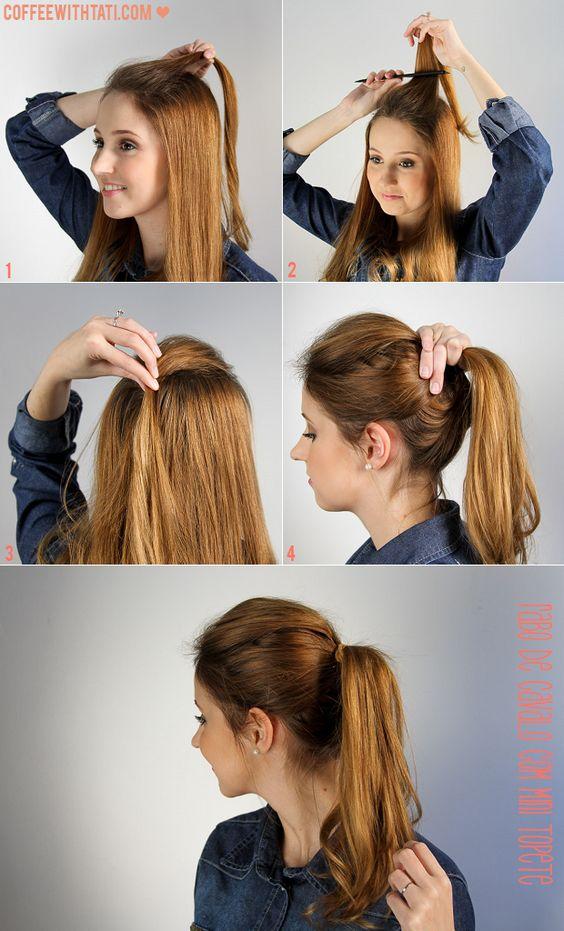 Tutorial: 3 penteados fáceis para o dia-a-dia: