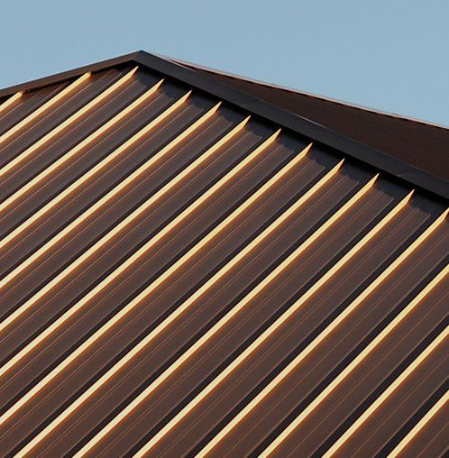 Metal Roof Material Copper And Zinc Metal Roof Residential Metal Roofing Corrugated Roofing