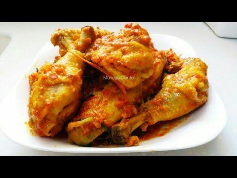 Ayam Dimasak Begini Enak Banget Lho Ayam Rica Rica Youtube Makanan Ayam Makanan Jalanan