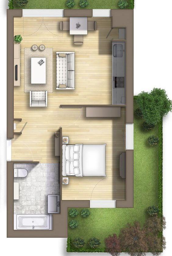 Casas Pequenas Modelos Por Fora Por Dentro Plantas E Projetos Plantas De Casas Projetos De Casas Chales Pequenos