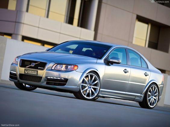 2007 - Volvo S80!