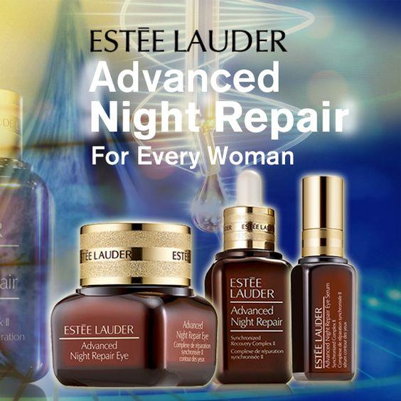 Estee Lauder Advanced Night Repair - Wake up to beautiful skin everyday