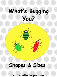 The Autism Helper - What's Bugging You?