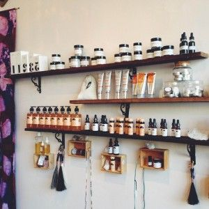 Good Stock carries a wide variety of natural and organic beauty products. Read more about their offerings here http://www.wearyourvoicemag.com/get-up-get-out-go-to-good-stock-oakland/