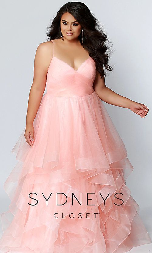 High End Plus Size Designers Fatgirlflow Com Plus Size Formal Dresses Plus Size Prom Dresses Evening Dresses Plus Size