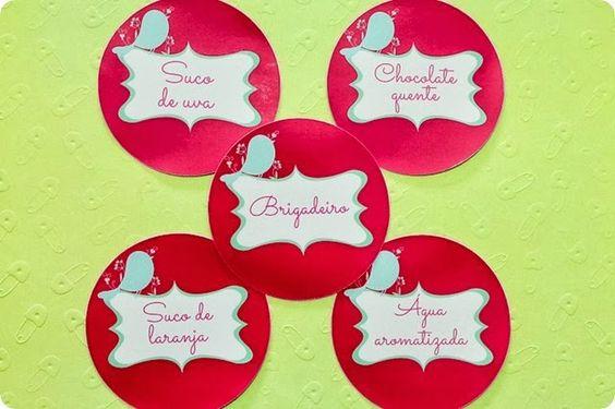 Festa Pronta - Jardim - Tuty - Arte & Mimos Que tal usar esta inspiração para a próxima festa? Entre em contato com a gente! www.tuty.com.br #festa #personalizada #party #birthday #tuty #Happy #love #party #Bday #Cute #Pink #Love #Bird #Garden #Jardim #Flowers #Flores