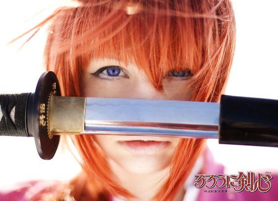 Kenshin maquiagem