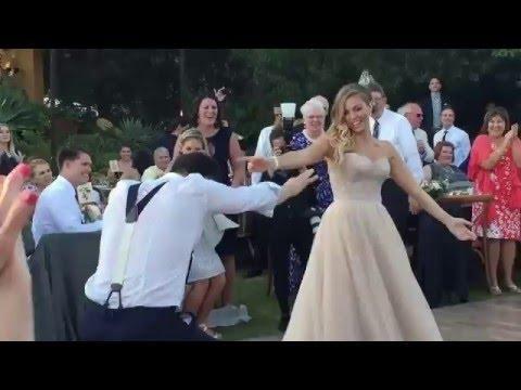 bailes de boda muy originales