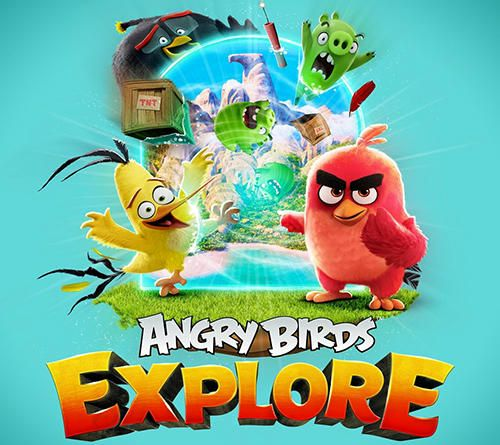 Download Free Android Game Angry Birds Explore Free Android