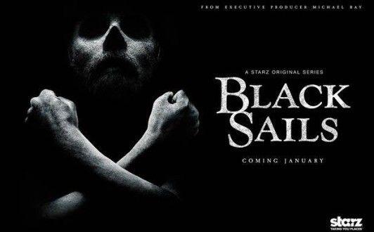 Black Sails, la nouvelle série produite par Michael Bay, arrive demain sur Stars